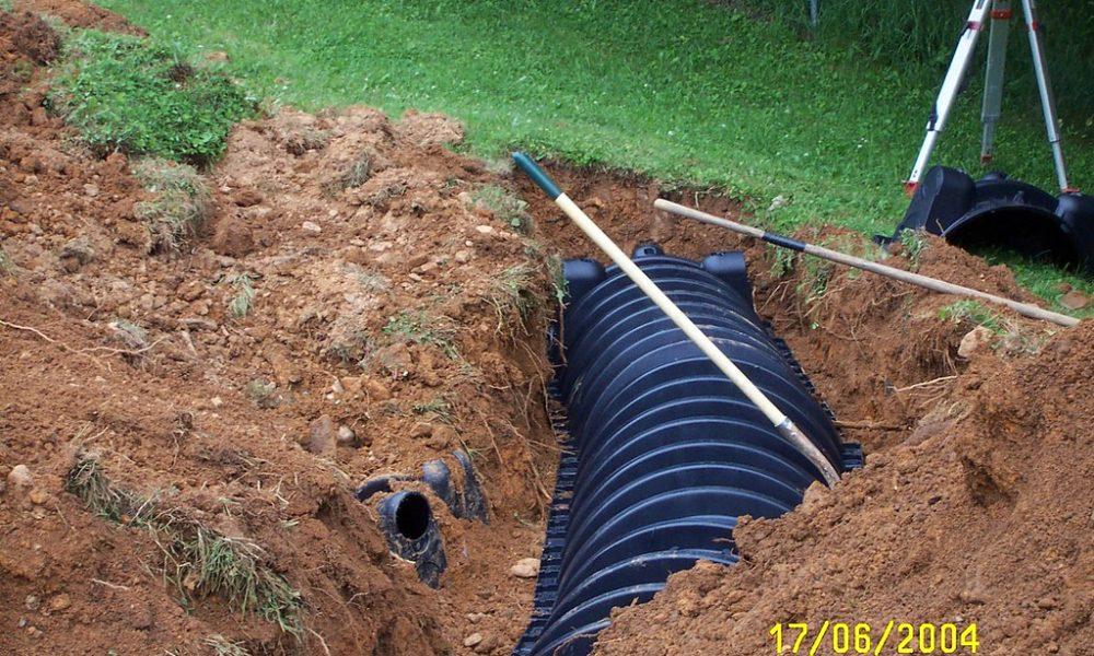 Drainage Installation